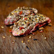 MINTED LAMB RUMPS WITH A FRUIT & HERB CRUMB additional 1