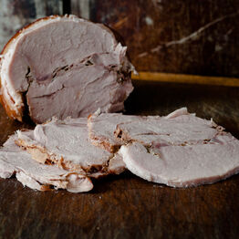 SLICED ROAST PORK