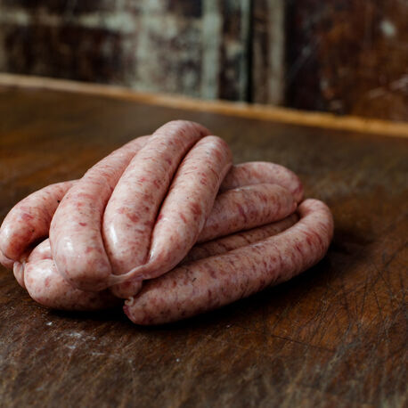 CHIPOLATA TRADITIONAL PORK CUMBERLAND